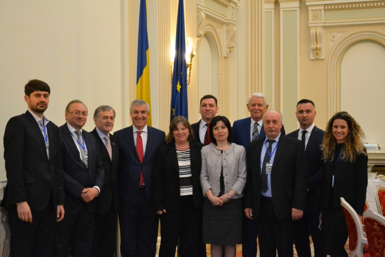 Liberal-reformatorii la Congresul ALDE România